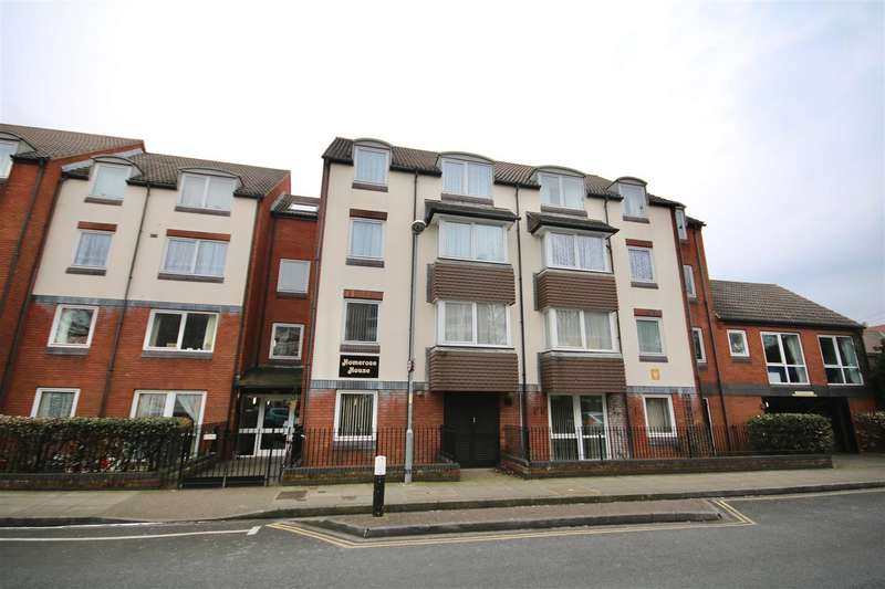1 Bedroom Retirement Property for sale in Homerose House, Cottage Grove, SOUTHSEA, Hampshire