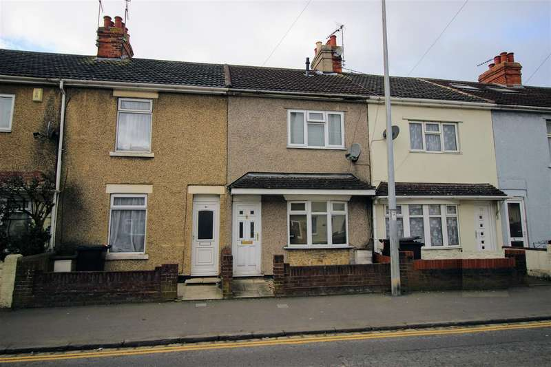 2 Bedrooms Terraced House for sale in St. Marys Grove, Swindon