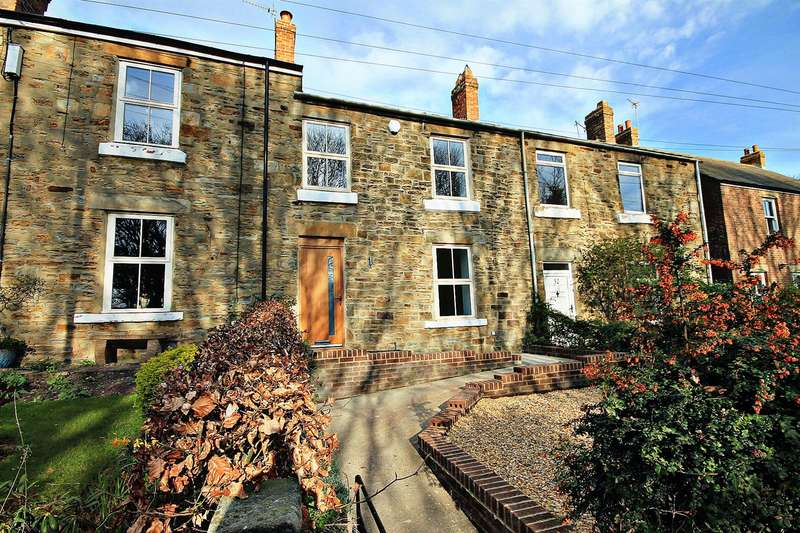 3 Bedrooms Terraced House for sale in Brandon Village, Durham