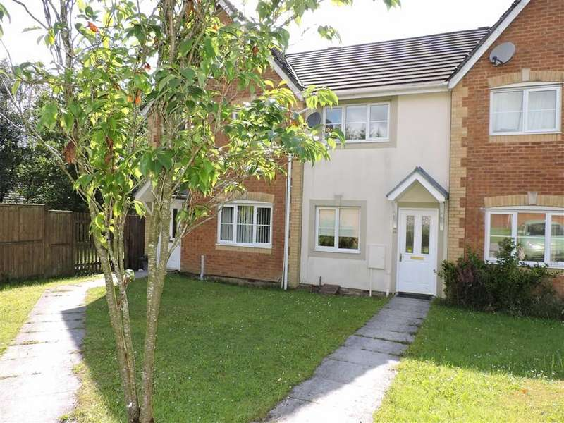 2 Bedrooms Terraced House for sale in Tro Tircoed, Tircoed Forest Village, Penllergaer