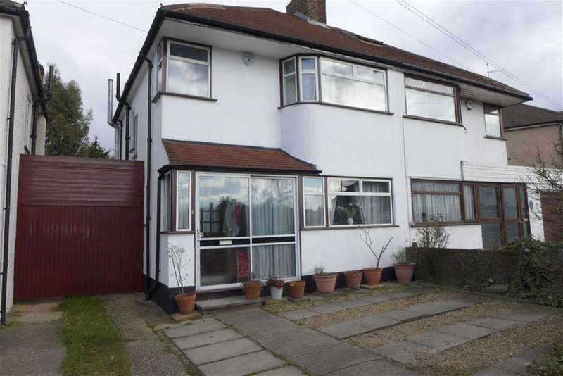 3 Bedrooms Semi Detached House for sale in Streatfield Road, Harrow, Middlesex