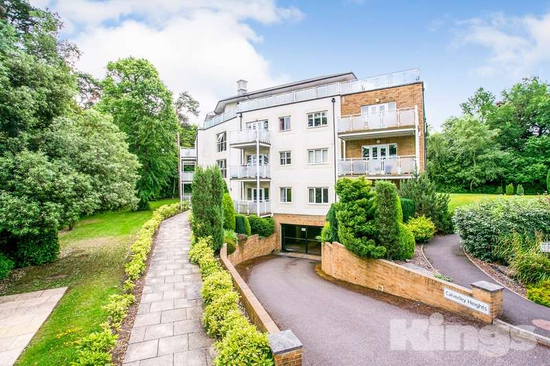 2 Bedrooms Flat for sale in Calverley Heights, Sandrock Road, Tunbridge Wells