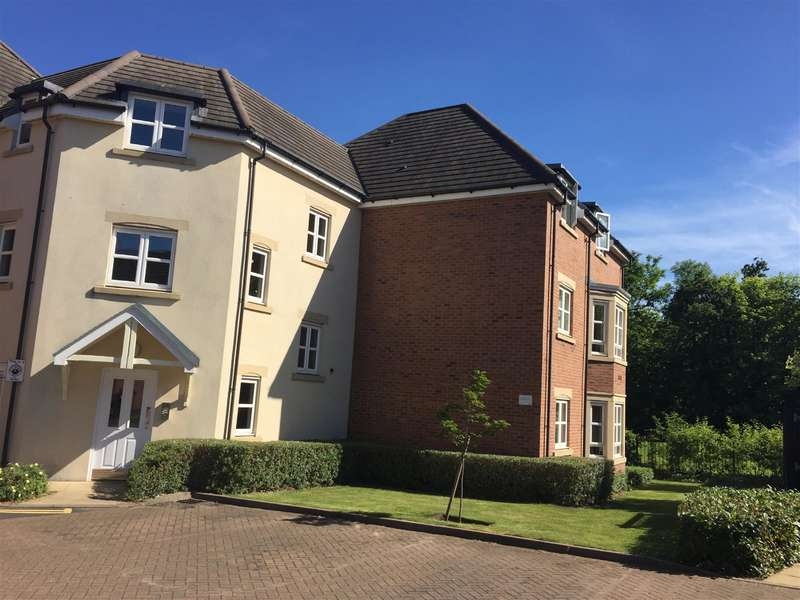 2 Bedrooms Ground Flat for sale in Middlewood Close, Solihull, B91 2TZ