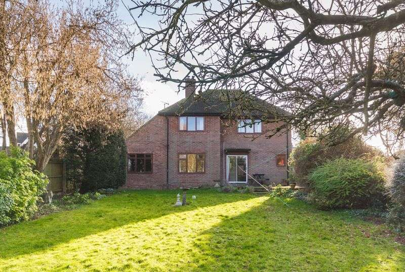 3 Bedrooms Property for sale in Garston Close, Wantage