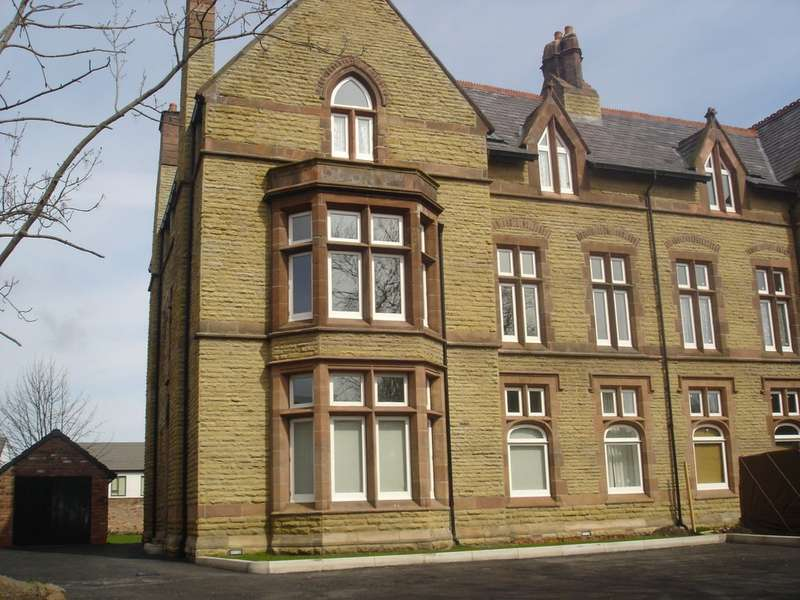 2 Bedrooms Apartment Flat for rent in Grove Park, Toxteth L8