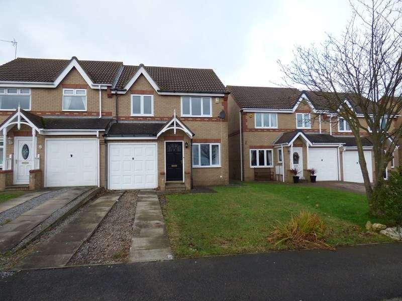 3 Bedrooms Property for sale in Garside Grove, Peterlee, Peterlee, Durham, SR8 2QB