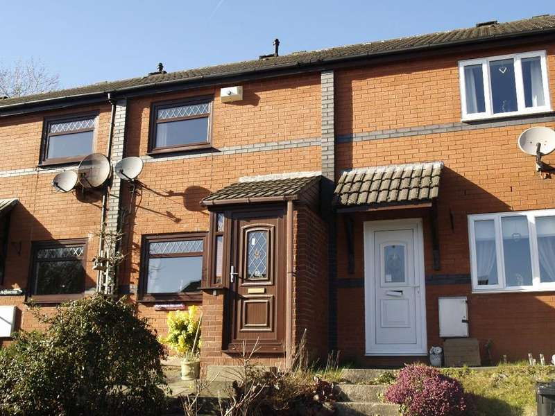 2 Bedrooms Terraced House for sale in Park Wenallt, Treharris, CF46 5HX