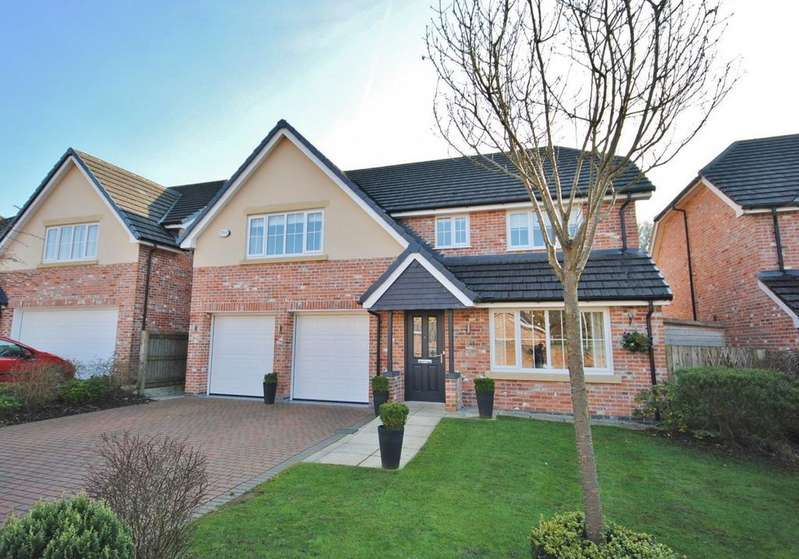 5 Bedrooms Detached House for sale in Augusta Drive, Tytherington