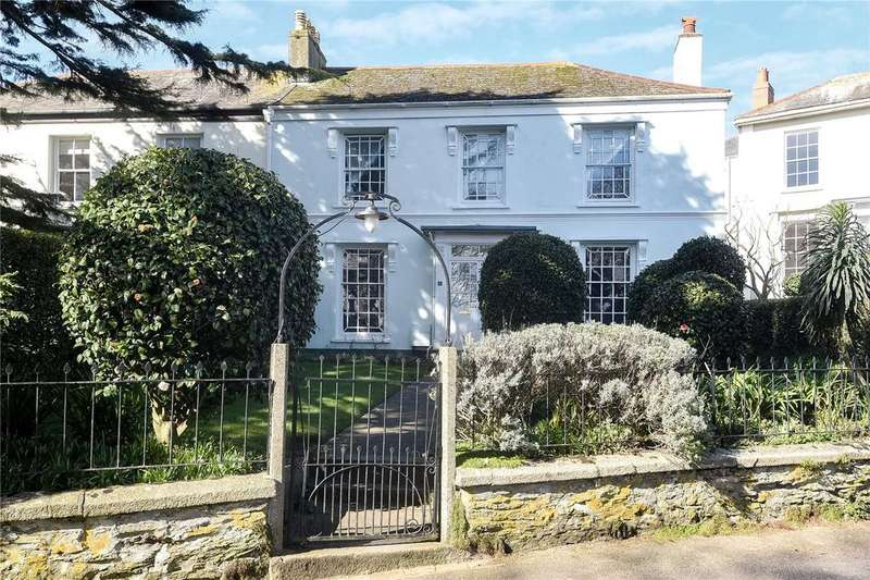 4 Bedrooms Semi Detached House for sale in Woodlane, Falmouth, Cornwall, TR11
