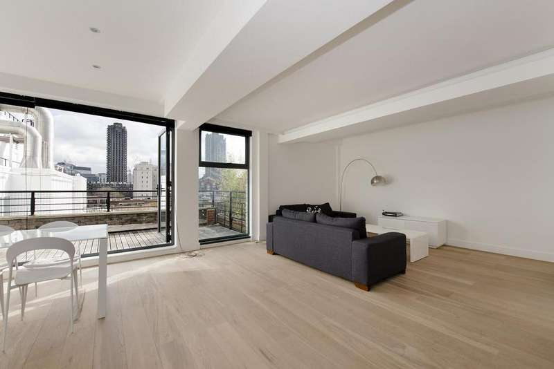 3 Bedrooms Flat for rent in Old Street, London