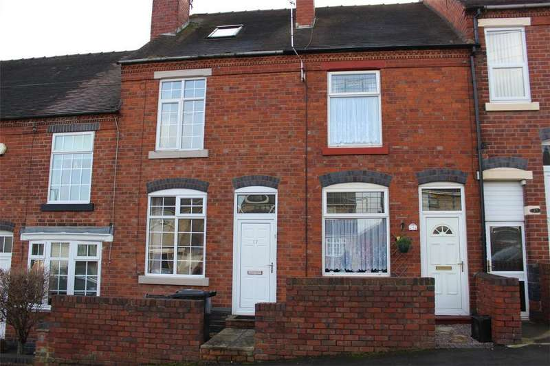3 Bedrooms Town House for sale in Ladysmith Road, HALESOWEN, West Midlands