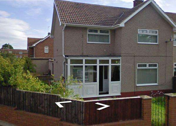 3 Bedrooms Terraced House for rent in Irvine Road, Owton Manor, Hartlepool TS25