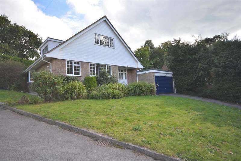 4 Bedrooms Detached House for sale in Ewhurst Close, Hastings