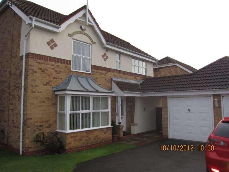 4 Bedrooms Detached House for rent in 5 Beech Grove, Norwood Drive, Hessle, HU13 0LJ