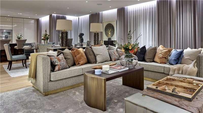 3 Bedrooms Flat for sale in Chelsea Creek, London, SW6