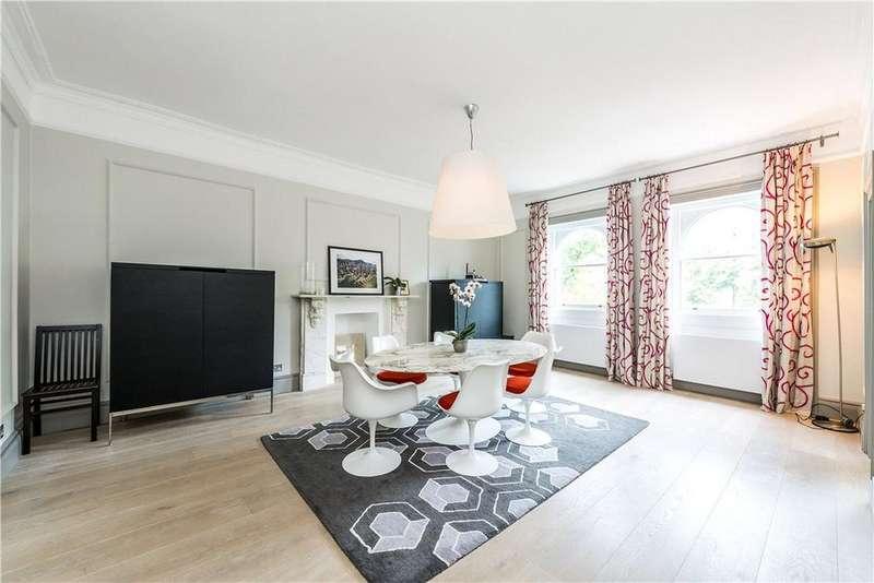 4 Bedrooms Maisonette Flat for sale in Queen's Gate, South Kensington, London, SW7