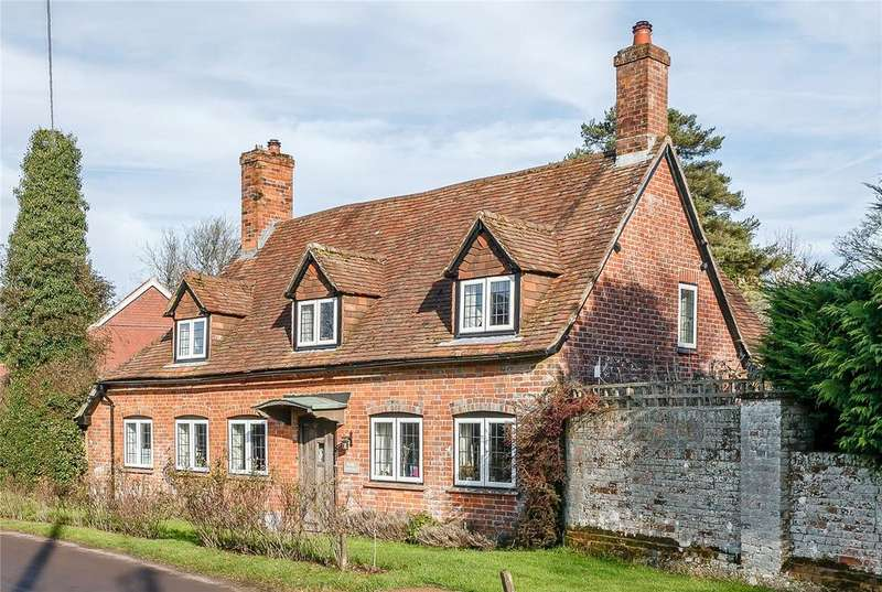 4 Bedrooms Detached House for sale in Hannington, Hampshire