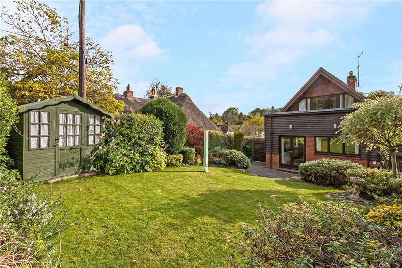 4 Bedrooms Detached House for rent in Heathman Street, Nether Wallop, Stockbridge, Hampshire, SO20