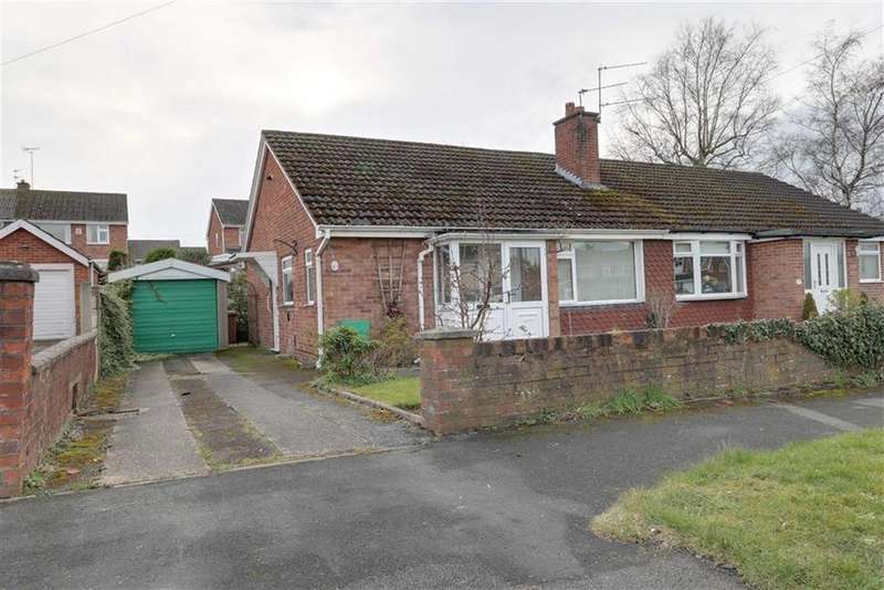 2 Bedrooms Semi Detached House for sale in Longdown Road, Congleton