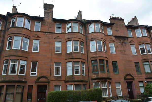 2 Bedrooms Flat for sale in 2/1, 3 Fairlie Park Drive, Partick, Glasgow, G11 7SS