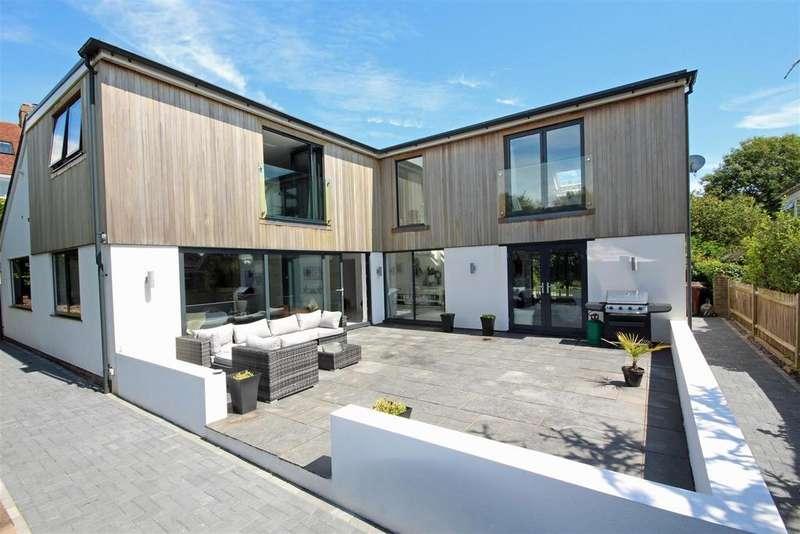 5 Bedrooms Detached House for sale in Ovingdean Road, Ovingdean, Brighton