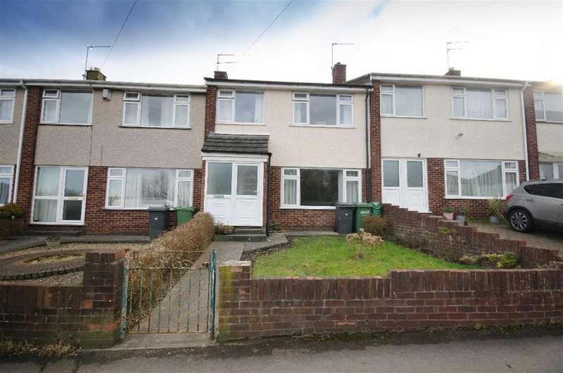 4 Bedrooms Terraced House for sale in Acacia Avenue, Staple Hill, Bristol, BS16 4NL