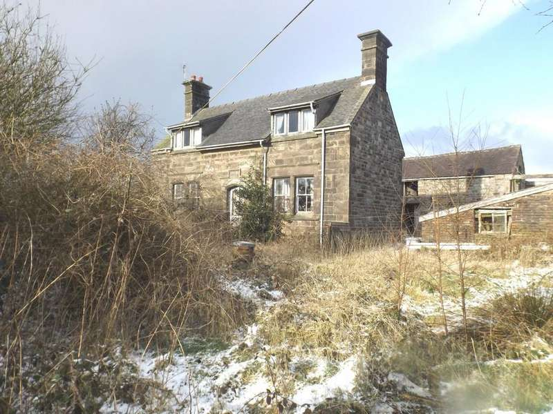 3 Bedrooms Farm House Character Property for sale in Farmside Lane, Biddulph Moor