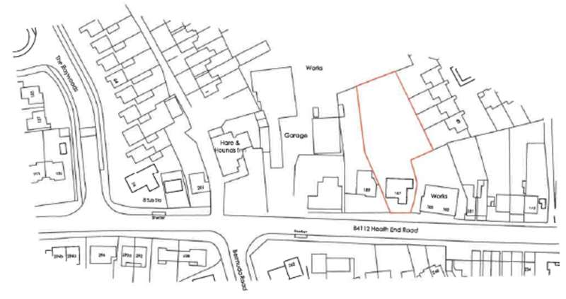 Land Commercial for sale in 187 Heath End Road,Nuneaton,Warwickshire,CV10 7JB, Nuneaton