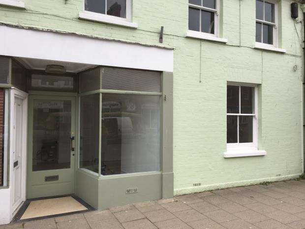 Retail Property (high Street) Commercial for rent in South Street, Bridport
