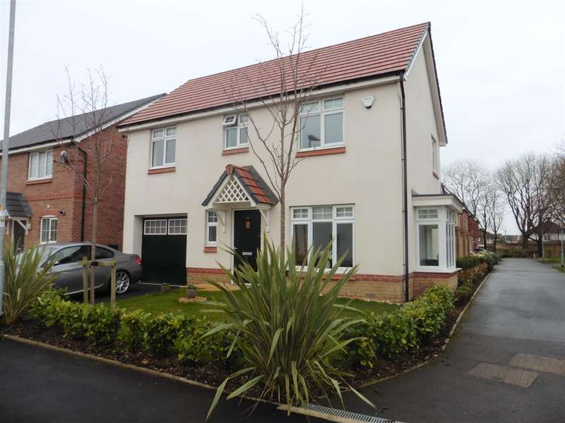 3 Bedrooms Detached House for sale in Stephenson Grove, Rainhill, Prescot