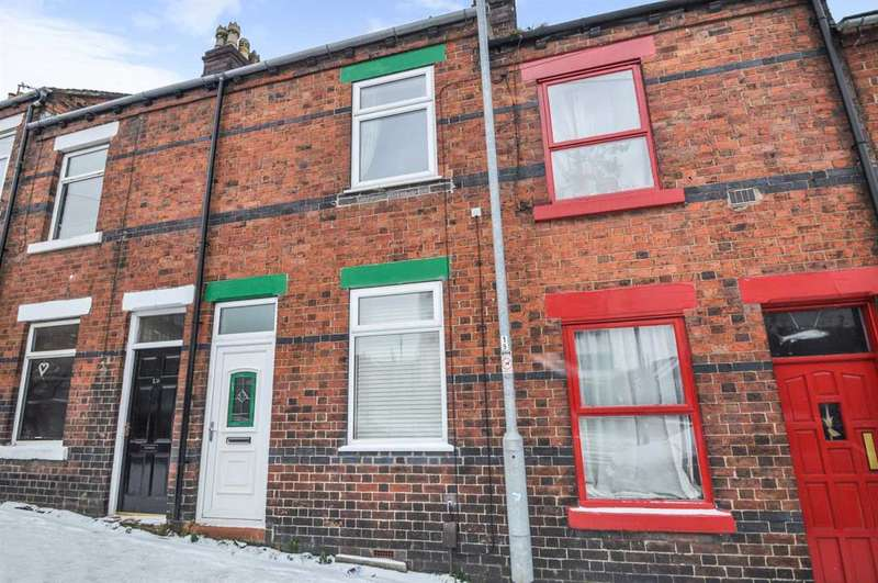 2 Bedrooms Terraced House for sale in Hassell Street, Newcastle