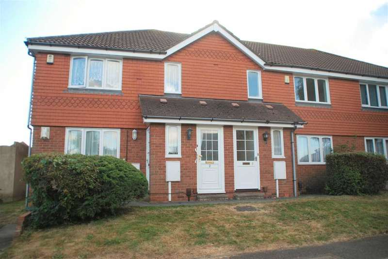 2 Bedrooms Maisonette Flat for sale in BRICKFIELD VIEW, FRINDSBURY