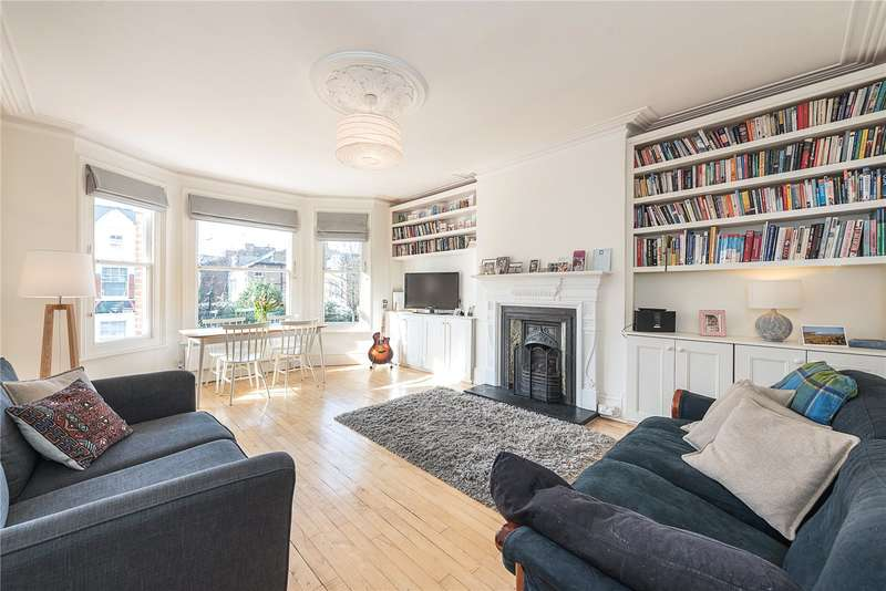 3 Bedrooms Flat for sale in Muswell Avenue, London, N10