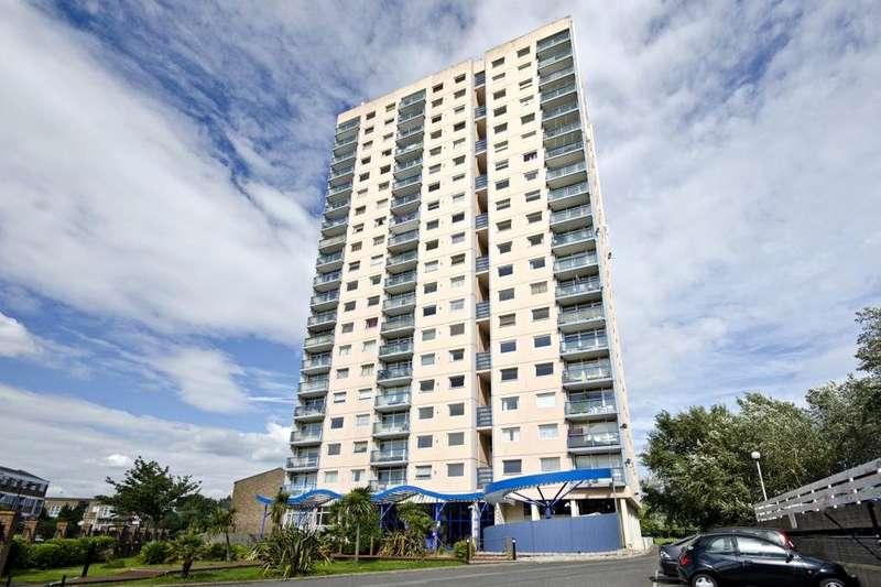 1 Bedroom Flat for sale in Landmark Heights, 172 Daubeney Road, London, E5