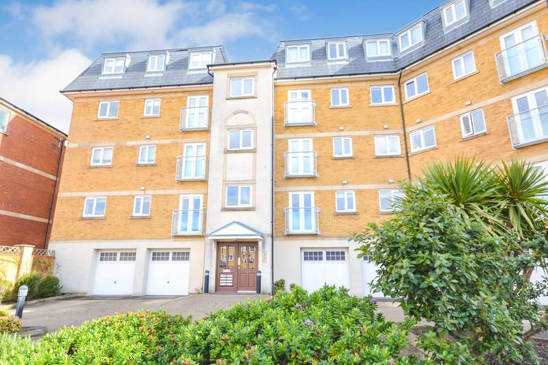 2 Bedrooms Flat for sale in San Diego Way, Eastbourne, BN23