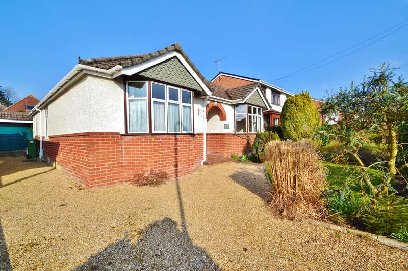 4 Bedrooms Bungalow for sale in Hiltingbury