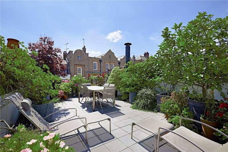 3 Bedrooms Terraced House for sale in Edge Street, Kensington, London, W8