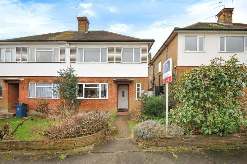 2 Bedrooms Maisonette Flat for sale in Holwell Place, Pinner, HA5