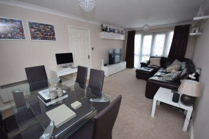2 Bedrooms Flat for sale in South Woodham Ferrers, Chelmsford, Essex