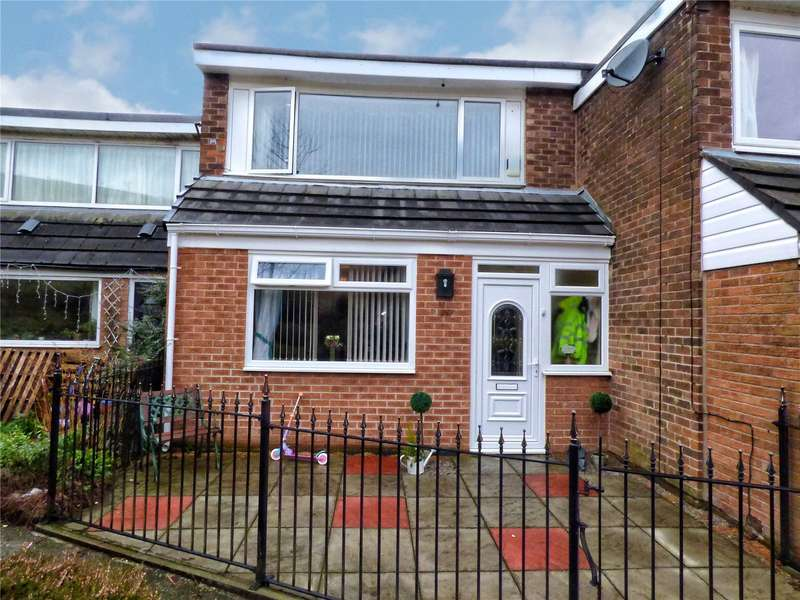 3 Bedrooms Terraced House for sale in Marlborough Close, Whitworth, Rochdale, OL12
