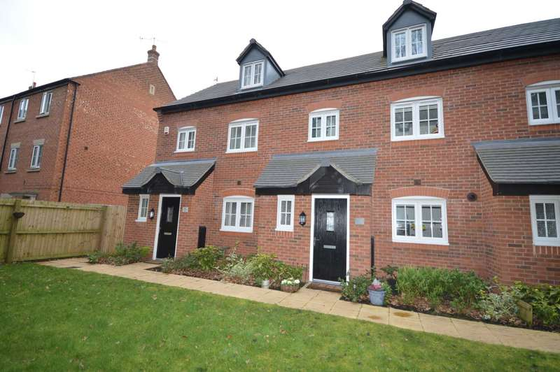 3 Bedrooms Town House for sale in Wyndham Close, Eastham