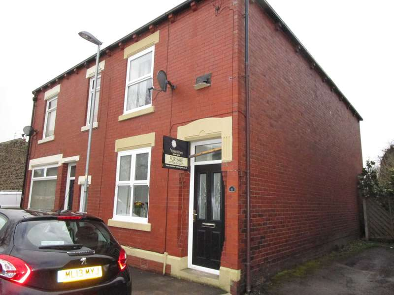 2 Bedrooms Semi Detached House for sale in Woodend, Shaw