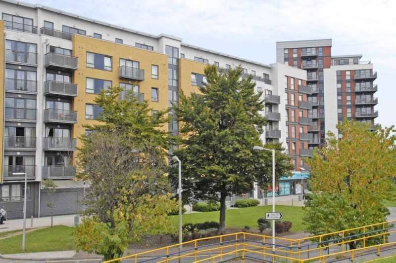 2 Bedrooms Apartment Flat for sale in Tarves Way, Greenwich, SE10 9JG