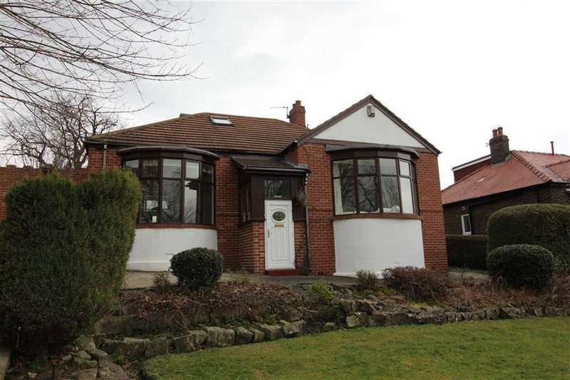 4 Bedrooms Detached Bungalow for sale in Peareth Hall Road, Gateshead