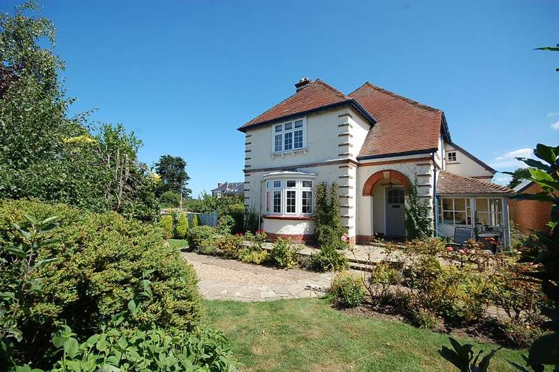 5 Bedrooms Detached House for sale in St Annes Road, Whitstable