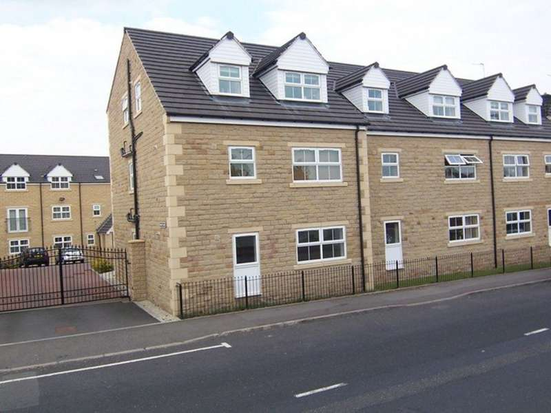 2 Bedrooms Flat for rent in Tannery Court, Dodworth, Barnsley
