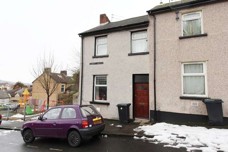 3 Bedrooms Terraced House for sale in Beaufort Terrace, Baneswell, Newport, NP20