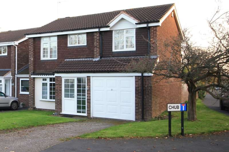 3 Bedrooms Detached House for sale in Chub, Tamworth, Staffordshire, B77