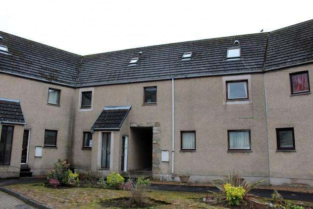 2 Bedrooms Flat for sale in Old Mill Court, Dunfermline, KY11