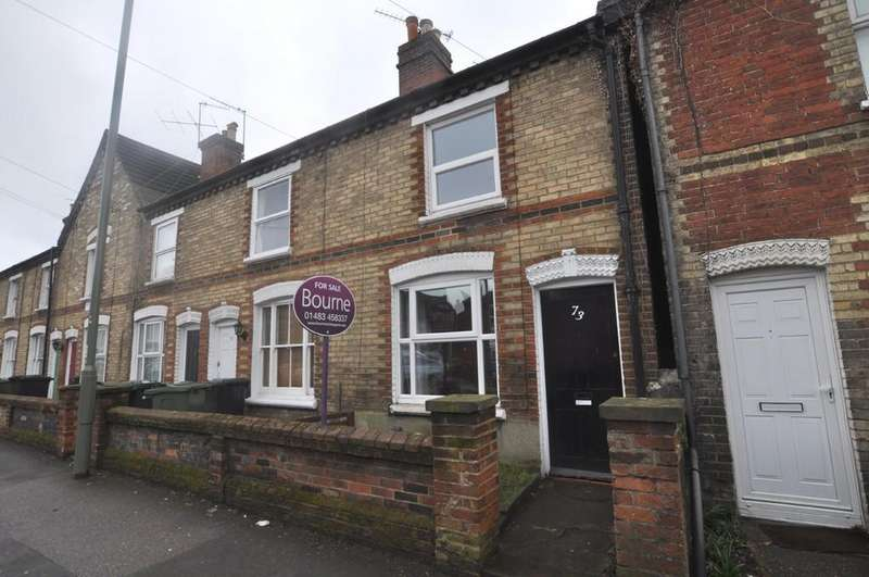 2 Bedrooms End Of Terrace House for sale in Guildford Park Road, Guildford